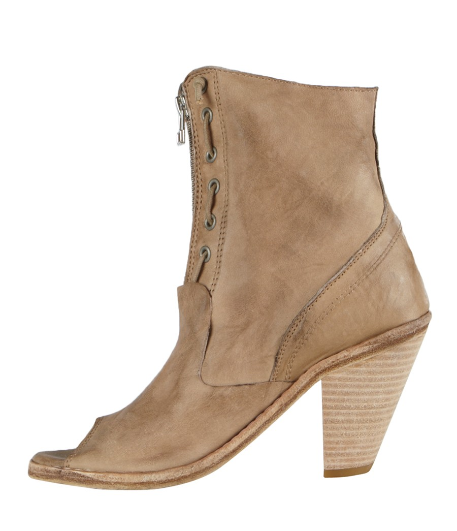 allsaints aster boot in lyst