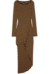 Elizabeth And James Striped Jersey Maxi Dress - Lyst