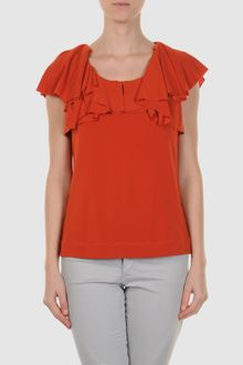 RED Valentino Top - Lyst