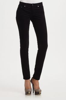 Ag Adriano Goldschmied Corduroy Leggings - Lyst