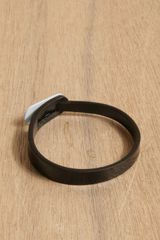 Balenciaga Bracelet in Black for Men - Lyst