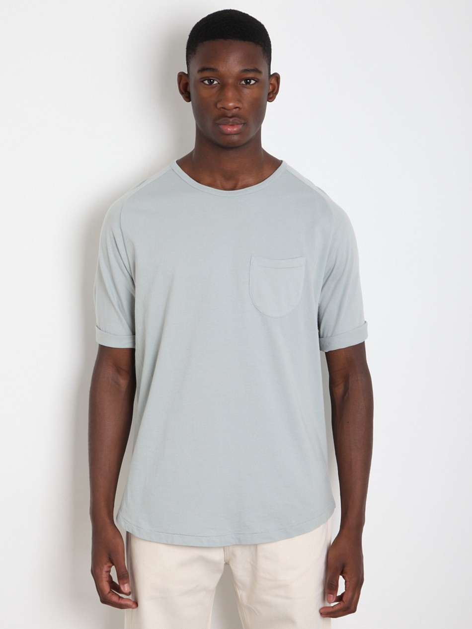 Levi 39 s levis made crafted mens 3 4 one pocket t shirt in for Levis made and crafted shirt