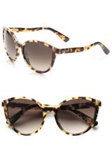 Miu Miu Phantom Plastic Sunglasses