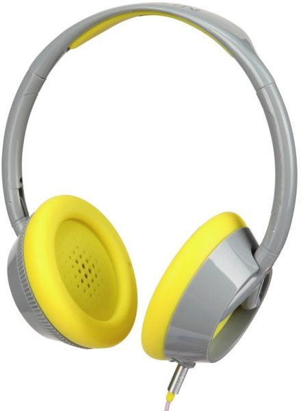 Nixon Trooper Headphones in Yellow for Men