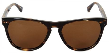 Oliver Peoples Daddy B Sunglasses in Brown for Men - Lyst
