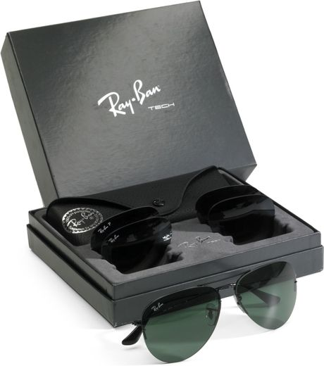 f4f5ce101f60d Ray Ban Tech Aviator Flip Out   Louisiana Bucket Brigade