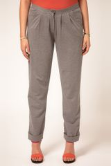 Tba Curve Exclusive Smart Jersey Trousers in Gray (grey) - Lyst