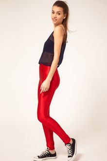 American Apparel Disco Trouser - Lyst