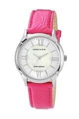 Ak Anne Klein Ak Roman Numeral Patent Leather Watch - Lyst