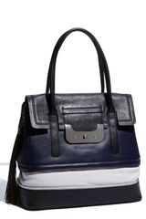 Diane Von Furstenberg Harper Laurel Shoulder Bag - Lyst