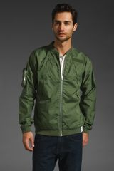 G-star Raw Marc Newson Army Jacket - Lyst