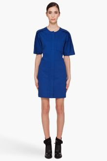 3.1 Phillip Lim Utility Shirt Dress - Lyst