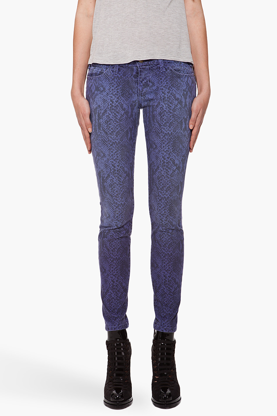 Faded Jeans For Women