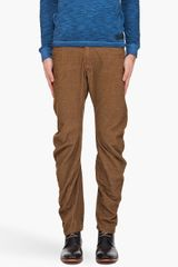 G-star Raw Arc Loose Tapered Chinos - Lyst
