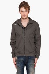 G-star Raw Battle Grey Desert Jacket - Lyst