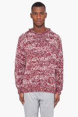 Maison Martin Margiela Thick Knit Sweater - Lyst