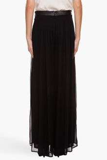 Rag & Bone Silk Maxi Pants - Lyst