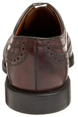Allen Edmonds Mens Mcallister Wing Tip in Purple for Men (merlot) - Lyst