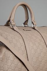 Gucci Vincennes Bag in Beige (hazel) - Lyst