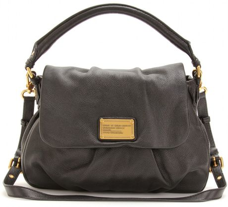 Marc By Marc Jacobs Lil Ukita Shoulder Bag in Black - Lyst