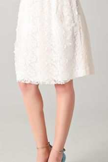 No 21 Full Bottom Skirt - Lyst