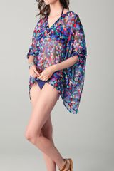 Thayer Fabu Cover Up - Lyst