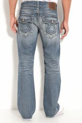 Big Star Union Slim Straight Jeans - Lyst