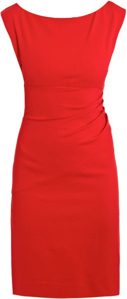 Diane Von Furstenberg Jori Dress in Red - Lyst