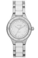 DKNY Essentials Ceramic Bracelet Watch - Lyst