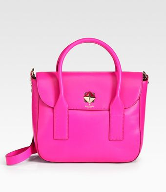 Kate Spade Florence Top Handle Bag - Lyst
