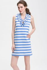 Kate Spade Lucille Stripe Sheath Dress - Lyst
