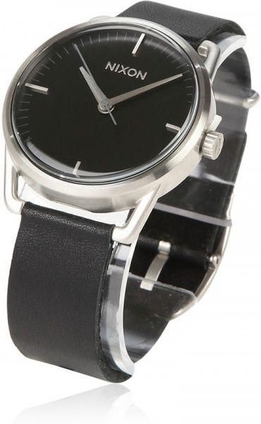 Nixon Mellor Watch in Black for Men - Lyst