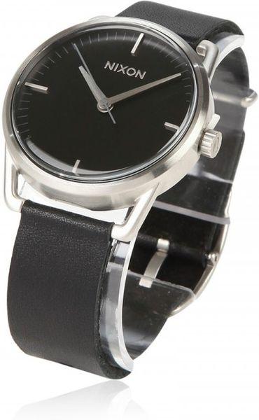 Nixon Mellor Watch in Black for Men