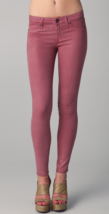 Lyst - Rich   Skinny Legacy Jeans in Pink 7c883578c