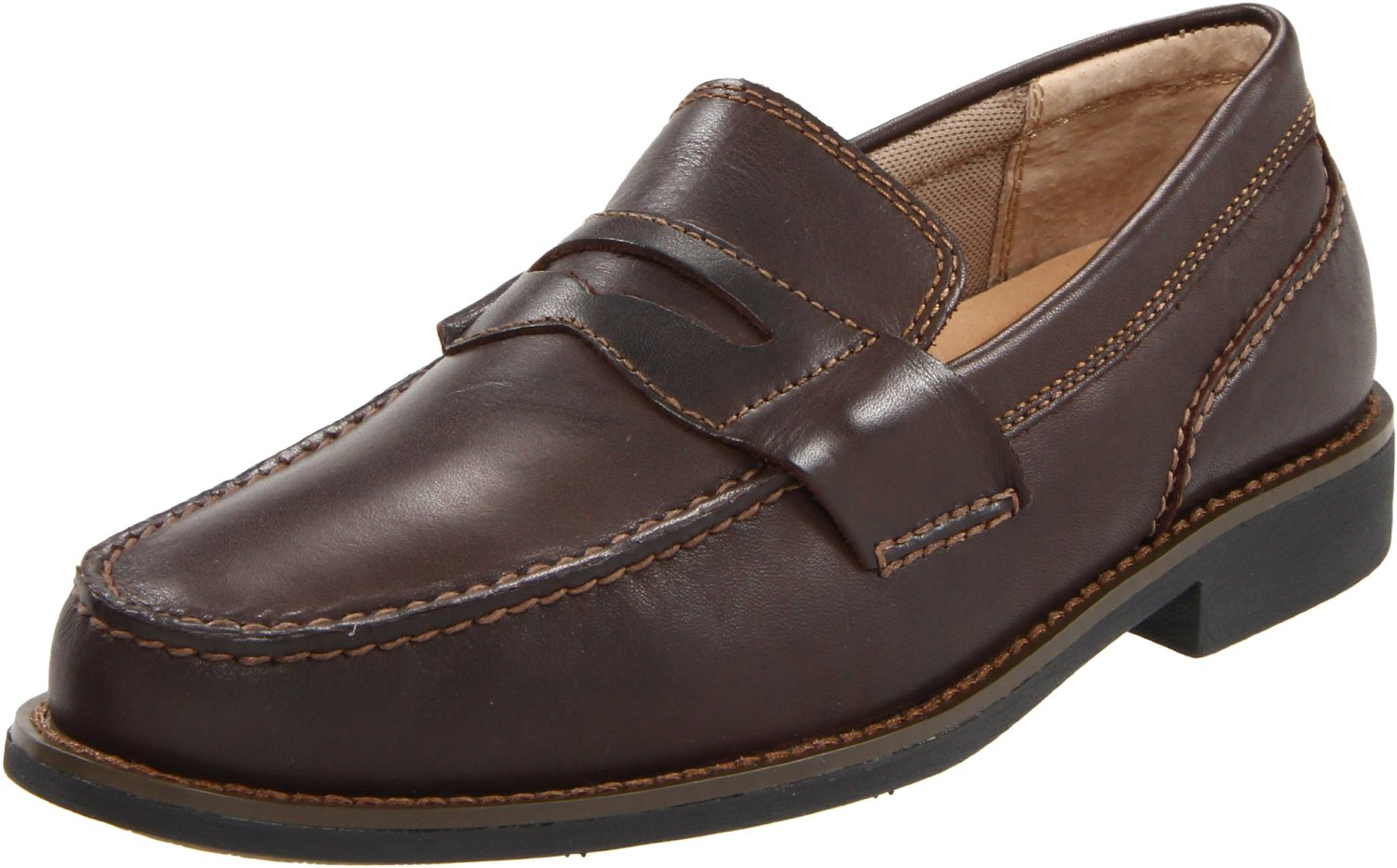 Sperry Top Sider Mens Liberty Penny Slip On Loafer In