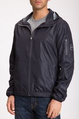 Victorinox Clipper Hooded Windbreaker - Lyst