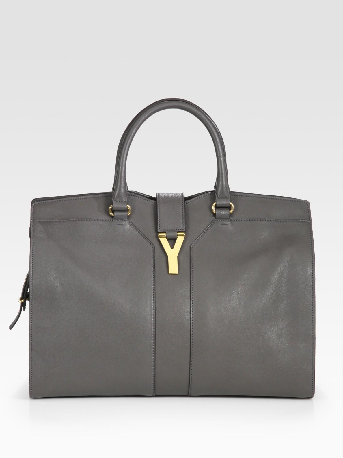 ysl handbag cabas chyc