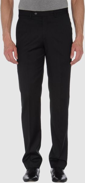 Carouzos Formal Trouser in Black for Men - Lyst