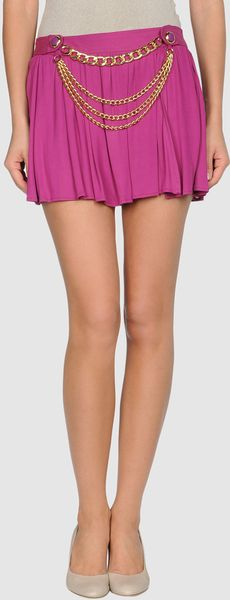 D&G Mini Skirts - Lyst