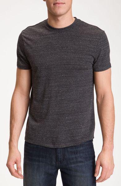 Short sleeve t shirts men 39 s short sleeve tees t shirts Mens heather grey t shirt