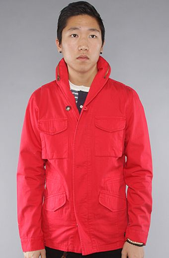 The Scifen Company The Renegade Jacket in Red - Lyst