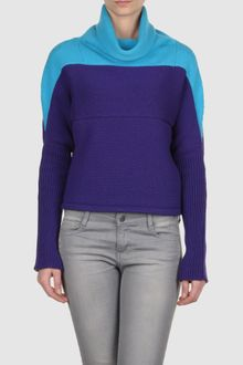 Versace Long Sleeve Jumper - Lyst
