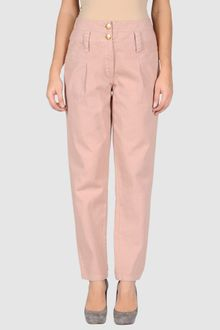 Alice By Temperley Denim Trousers - Lyst