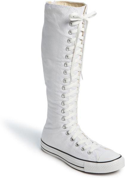 Converse Chuck Taylor 174 Xx Hi Knee High Sneaker In White Lyst