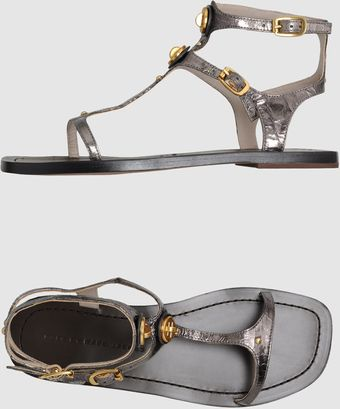 Marc By Marc Jacobs Flat Sandals - Lyst