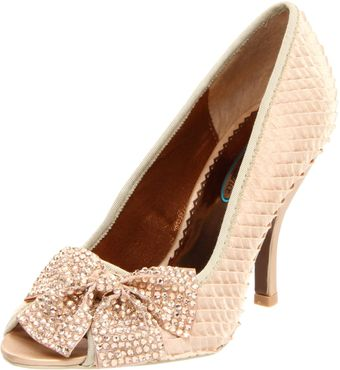 Poetic Licence Womens Spectacle Open-Toe Pump - Lyst