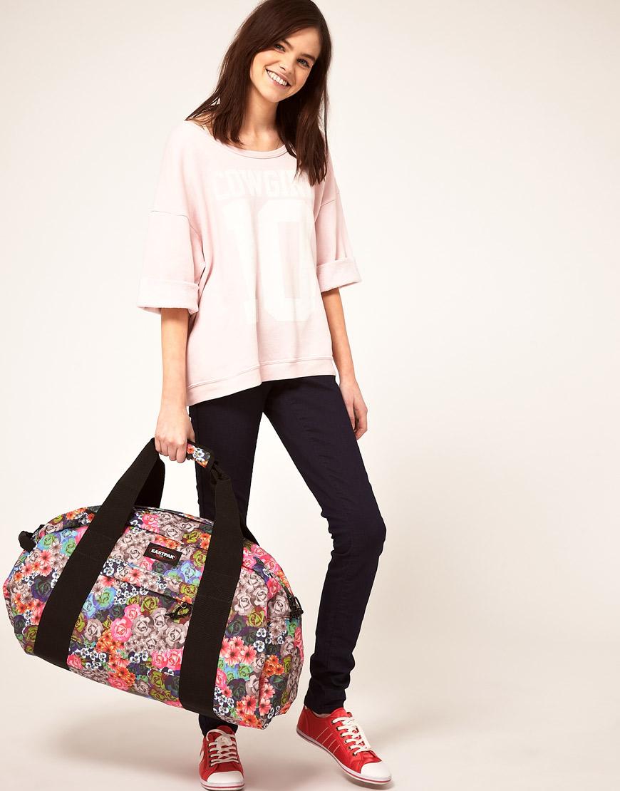 eastpak weekend bag