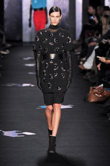 Diane Von Furstenberg Fall 2012 Knee Length Shorts - Lyst