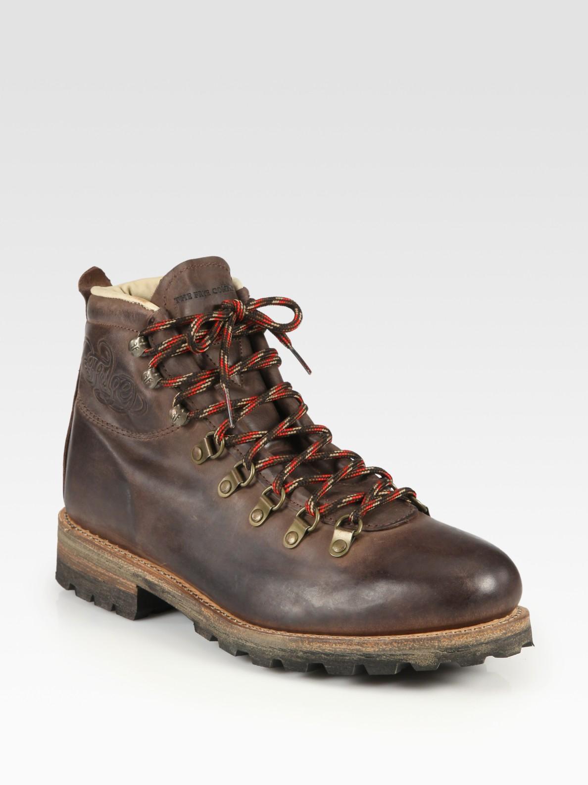 Lyst Frye Cobb Hiker Boot In Brown For Men