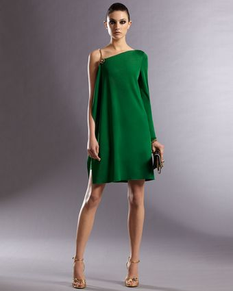 Gucci Asymmetric Dress - Lyst